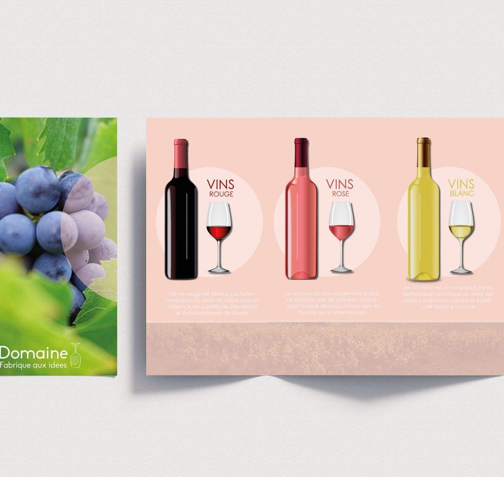 brochure vin
